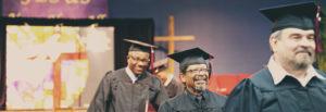 Clarence Graduation
