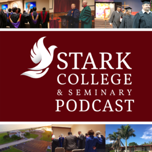 Stark College and Seminary Podcast Cover Photo